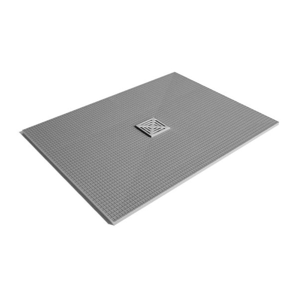 Dukkaboard Centre Drain Shower Tray