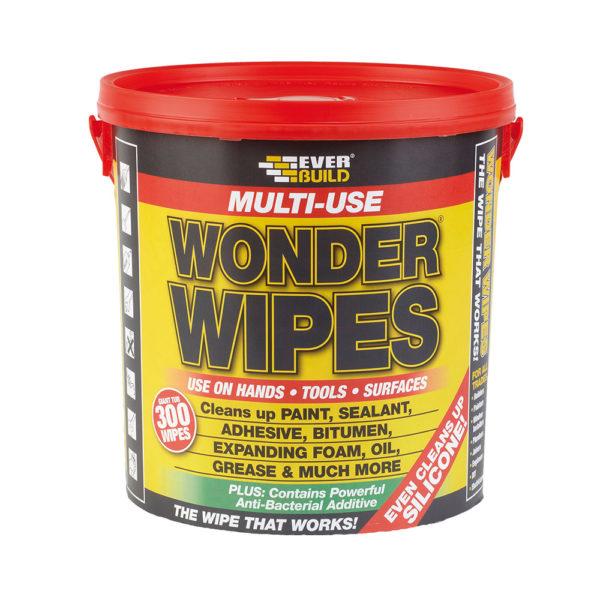 Everbuild Wonder Wipes 300 pack