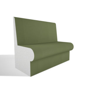 Cambridge Seat Profile - Complete Section