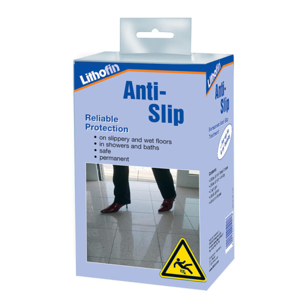 Lithofin Anti Slip Kit
