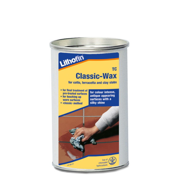 Lithofin TC Classic Wax