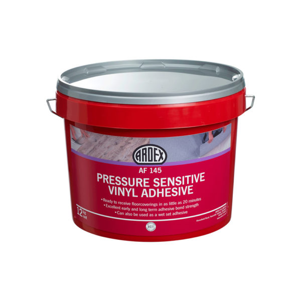 Ardex AF145 Pressure Sensitive Vinyl Adhesive