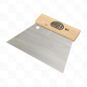 Ardex B1 2mm V Notch Trowel