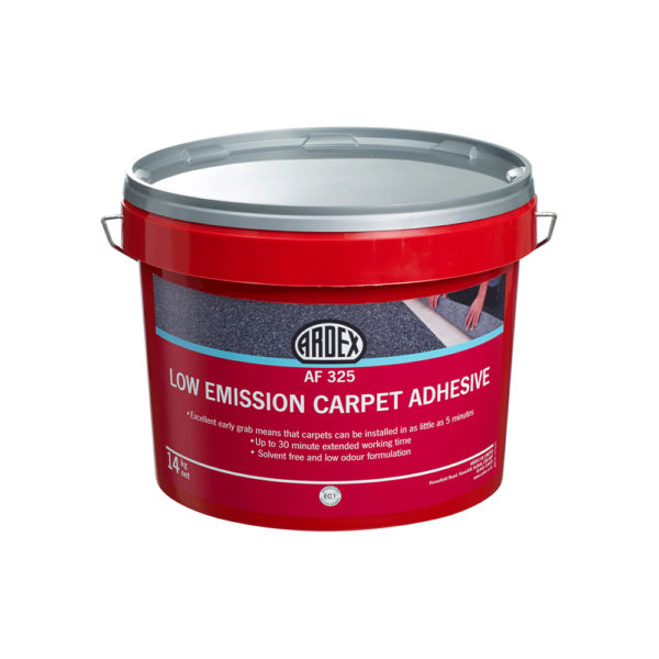 Ardex AF325 Carpet Adhesive - Low Emission