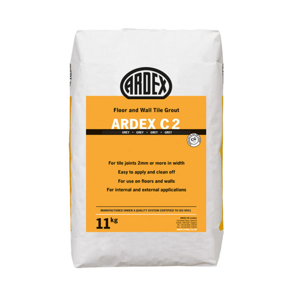 Ardex C2 Wide Joint Tile Grout
