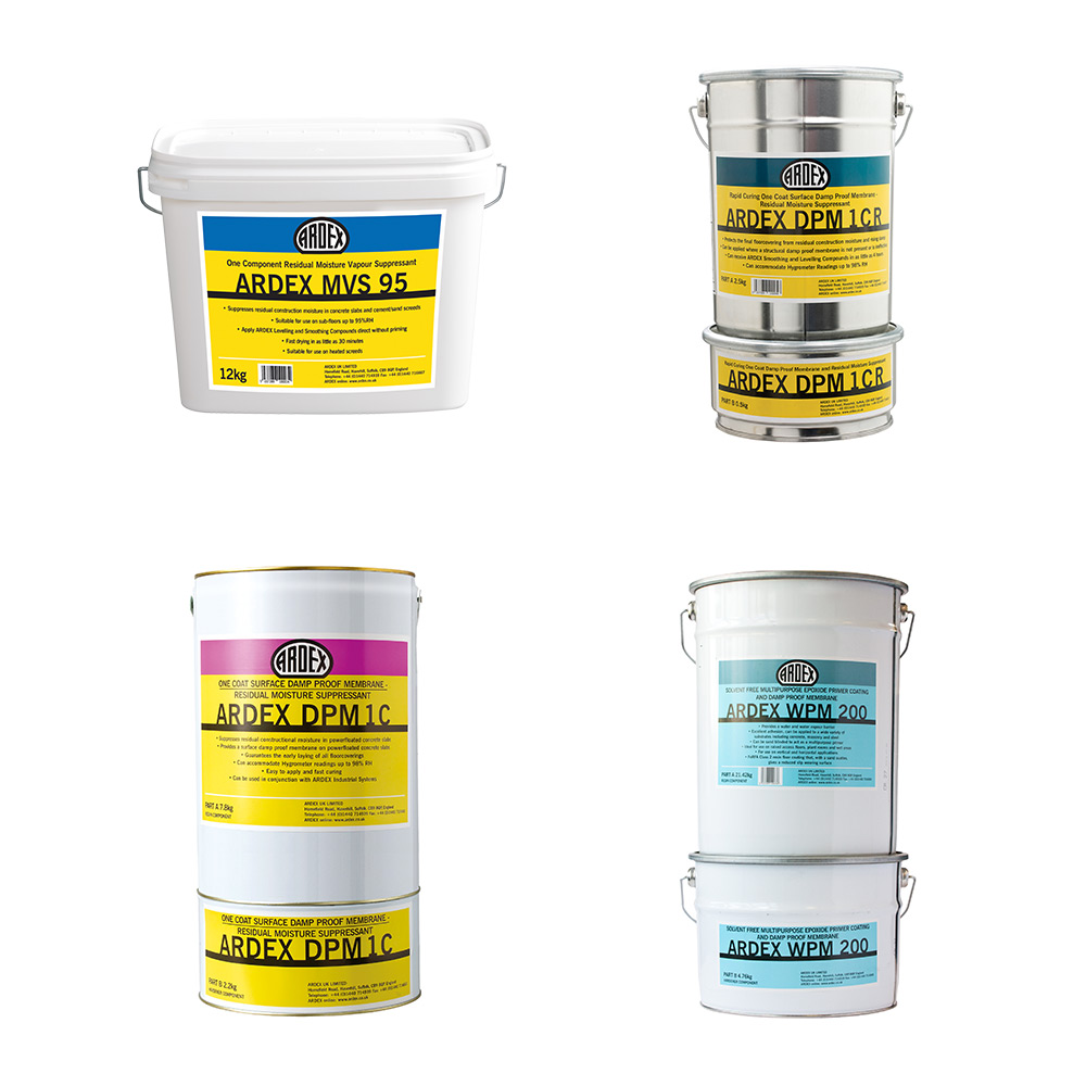 Ardex Damp Proof Membranes