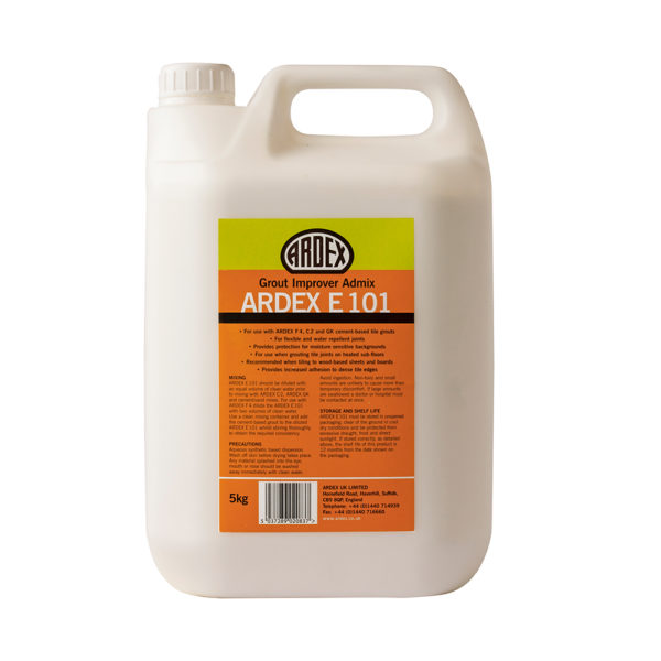 Ardex E101 Grout Improver Admix
