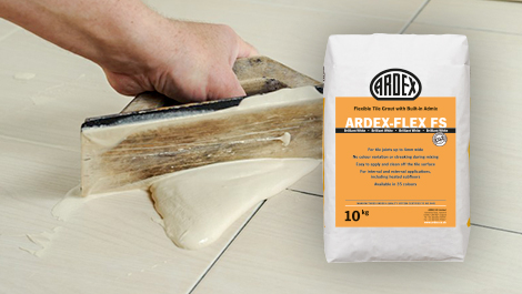Ardex-Flex FS Grout