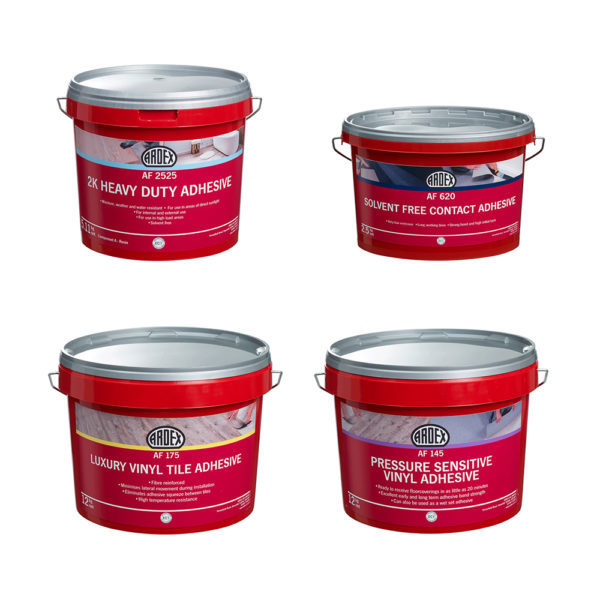 Ardex Flooring Adhesives