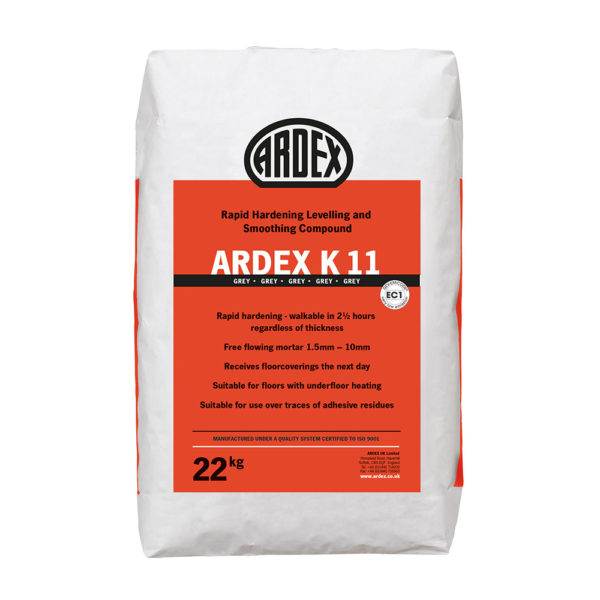 Ardex K 11 Levelling Compound 22kg