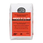 Ardex K 15 HB High Build Levelling Compound 25kg