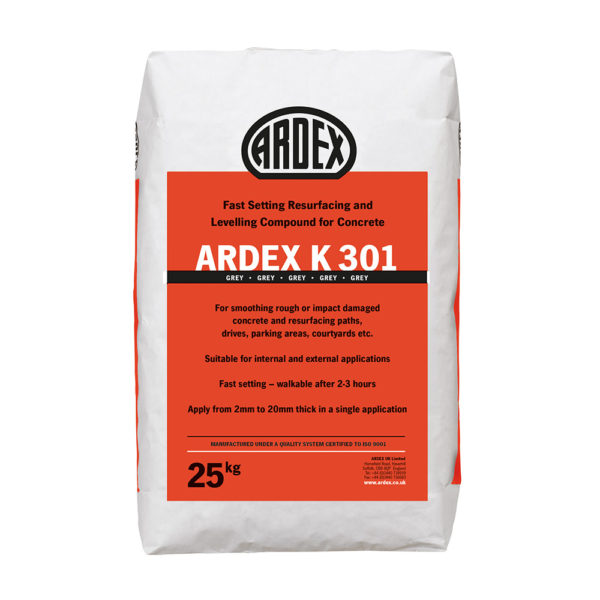 Ardex K301 Levelling Compound 25kg