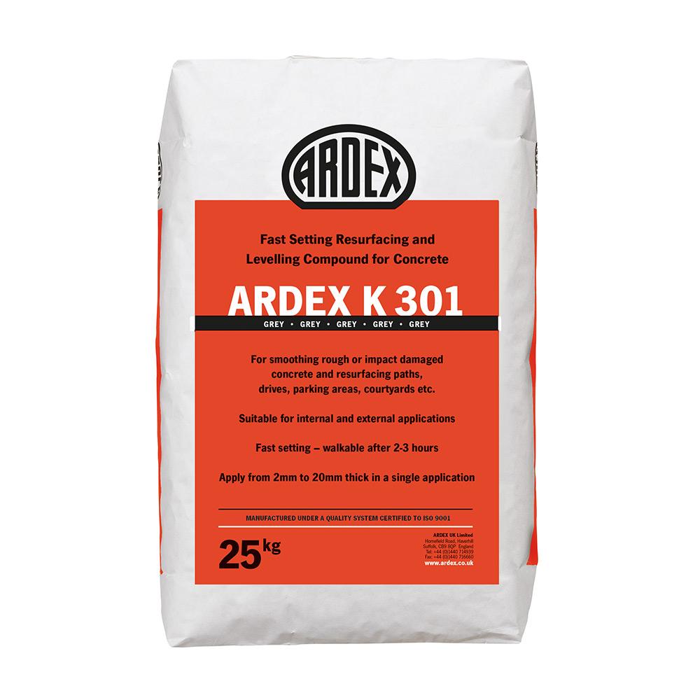 Ardex K 301 Levelling Compound 25kg Tiling Supplies Direct