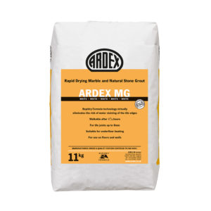 Ardex MG Natural Stone Tile Grout