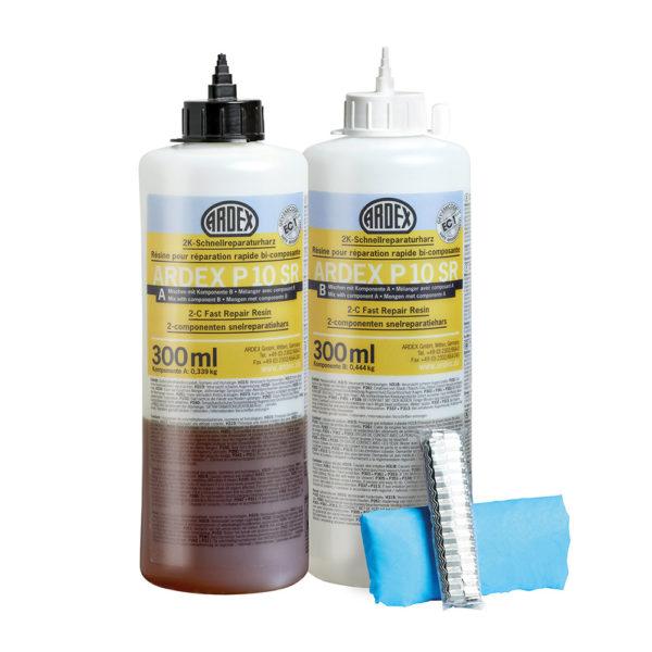 Ardex P10 SR Crack Repair Resin Kit