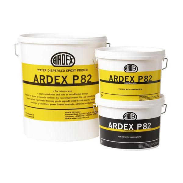 Ardex P82 Epoxy Primer