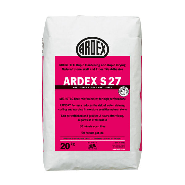 Ardex S27 Tile Adhesive 20kg
