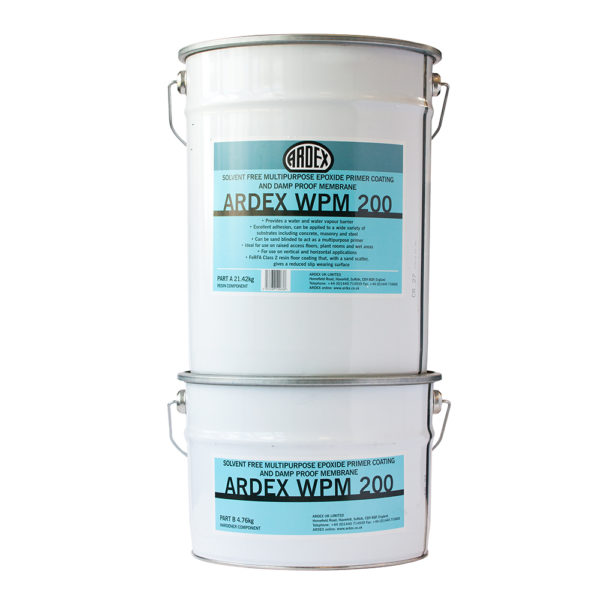 Ardex WPM 200 Damp Proof Membrane