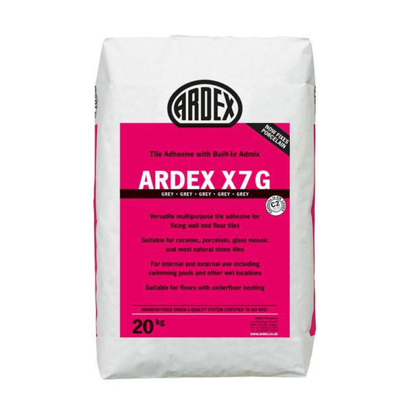 Ardex X7 Tile Adhesive 20kg