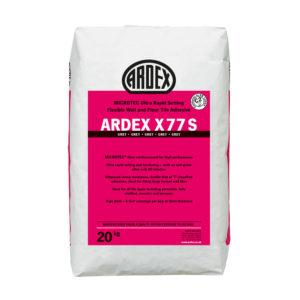 Ardex X77S Tile Adhesive 20kg