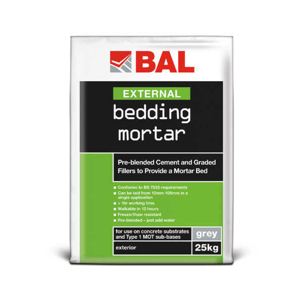 BAL External Bedding Mortar