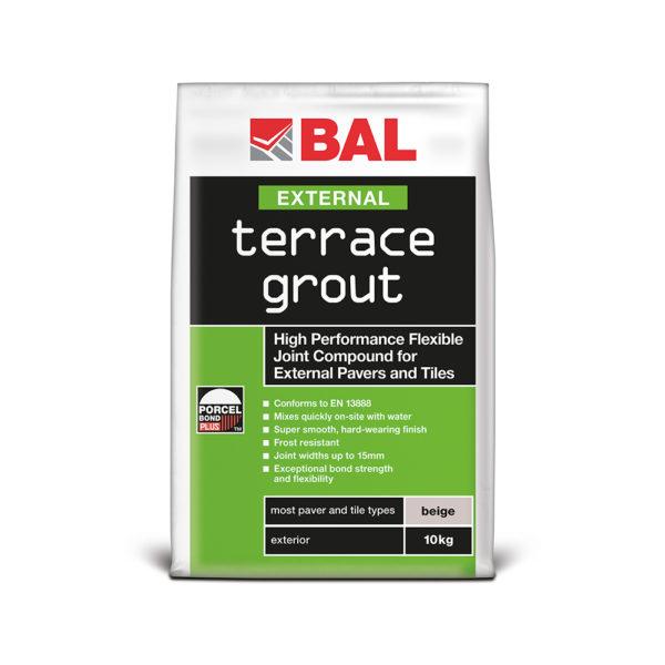 BAL External Terrace Grout