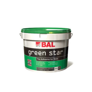 BAL Green Star Tile Adhesive