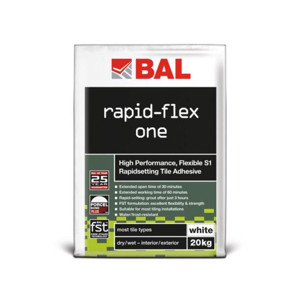 BAL Rapid Flex One Tile Adhesive