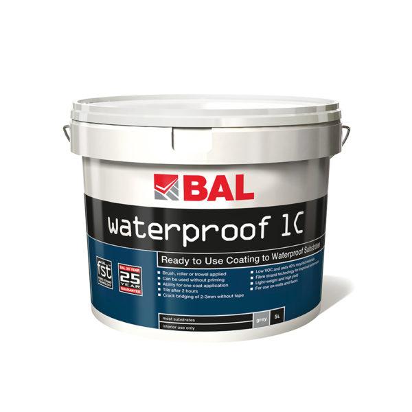BAL Waterproof 1C Tanking Membrane
