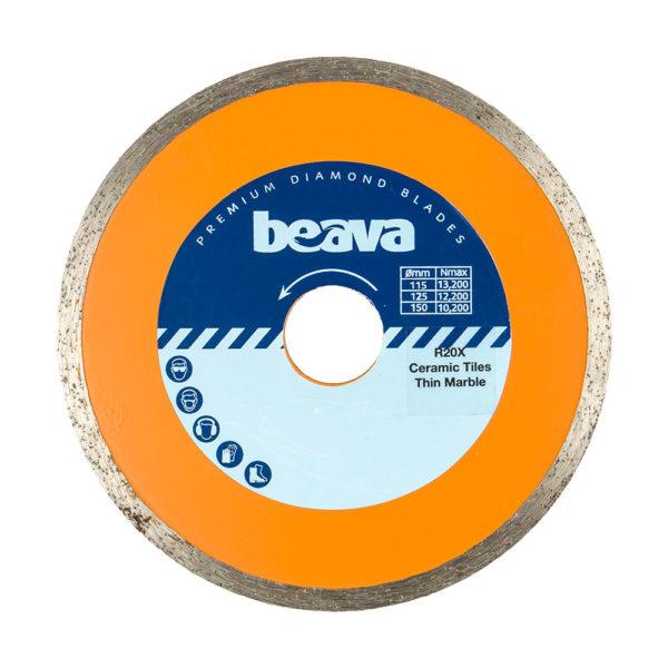 Beava R20X Continuous Rim Diamond Blade