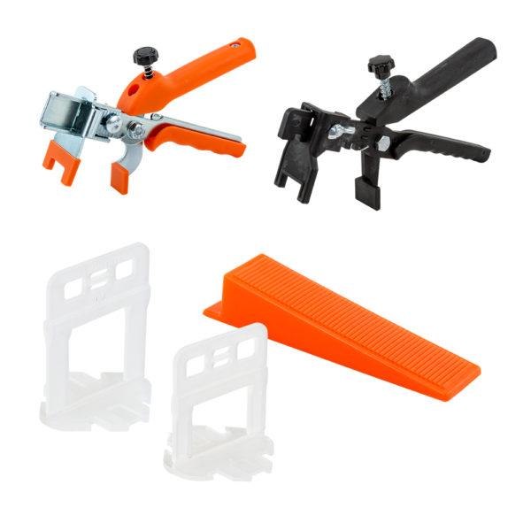 Clip / Wedge Tile Levelling System