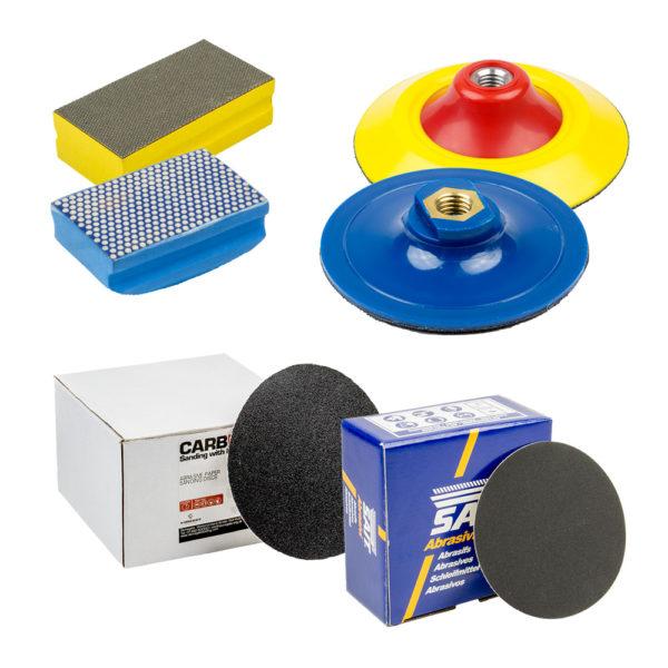 Diamond Polishing & Sanding Products