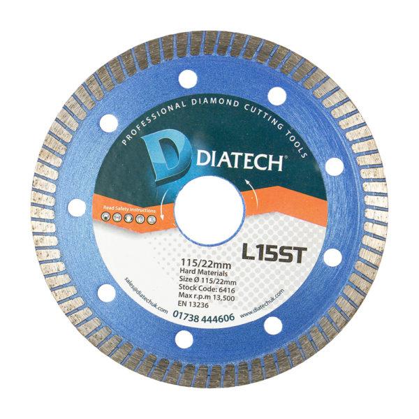 Diatech 115mm Diamond Blade