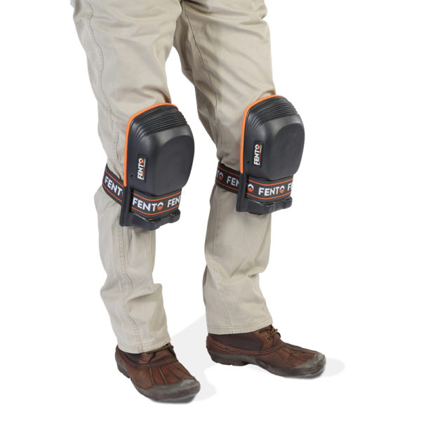 FENTO 200 Pro Knee Pads - In use