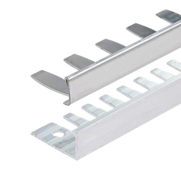 Formable Straight Edge Tile Trim