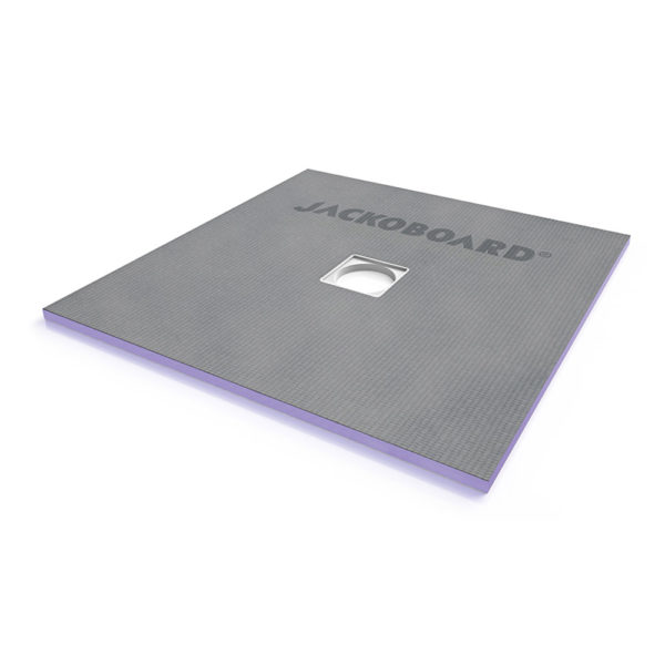 JACKOBOARD Aqua Flat Shower Tray