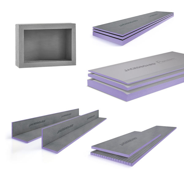 JACKOBOARD Construction Boards