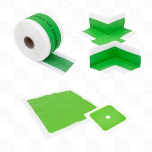 Kerakoll Aquastop 120 Sealing Tape, Corners & Flanges