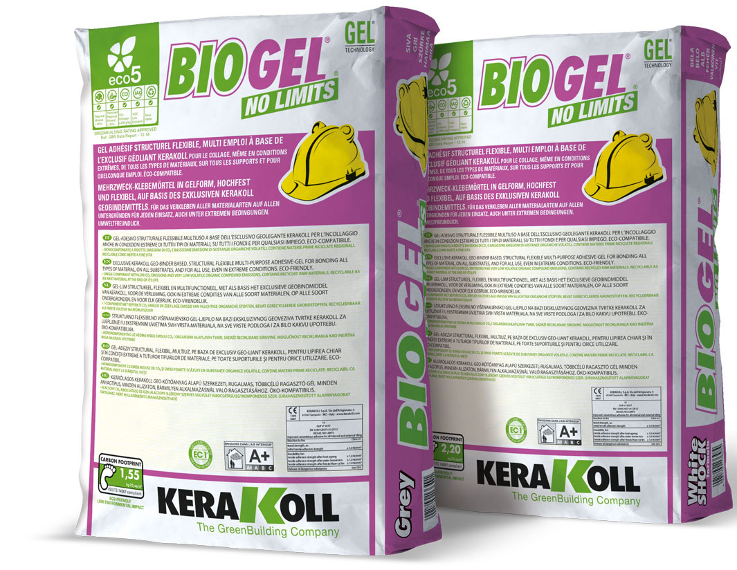 Kerakoll BioGel No Limits