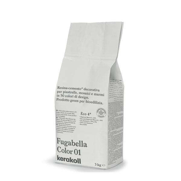 Kerakoll Fugabella Color Grout - Colour 01