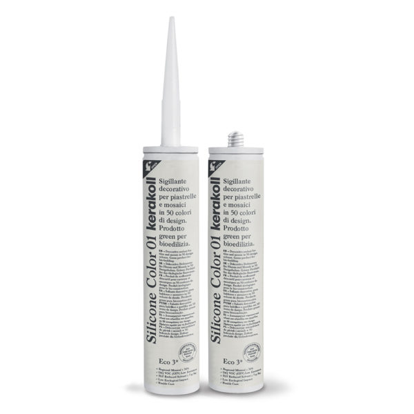 Kerakoll Silicone Color 310ml - Colour 01