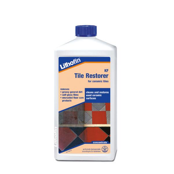 Lithofin KF Tile Restorer - 1 Litre