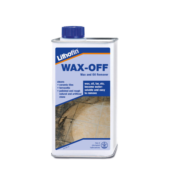 Lithofin WAX OFF - 1 Litre