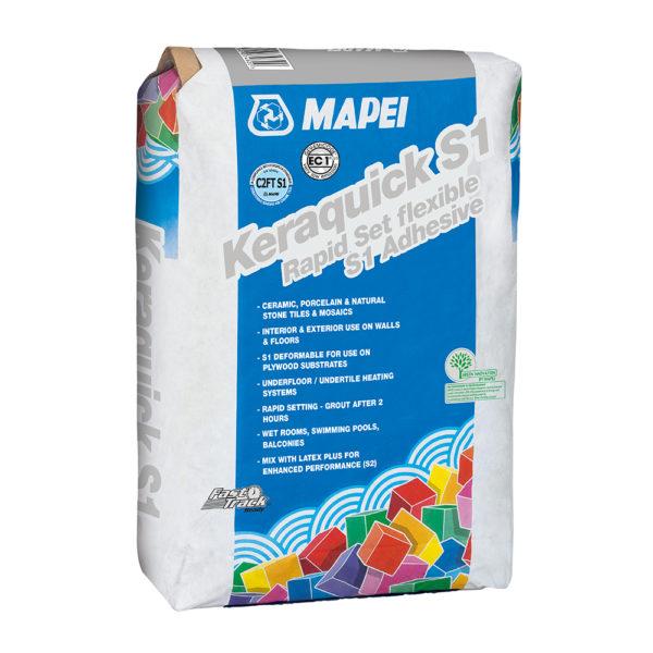 Mapei Keraquick S1 Tile Adhesive 20kg