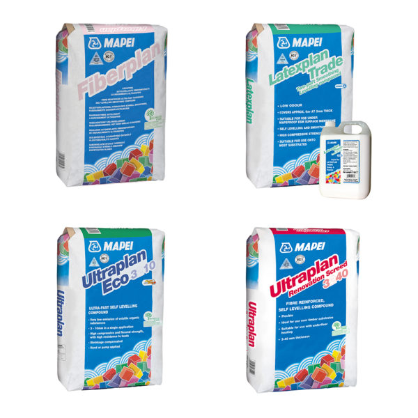 Mapei Floor Levelling Compounds