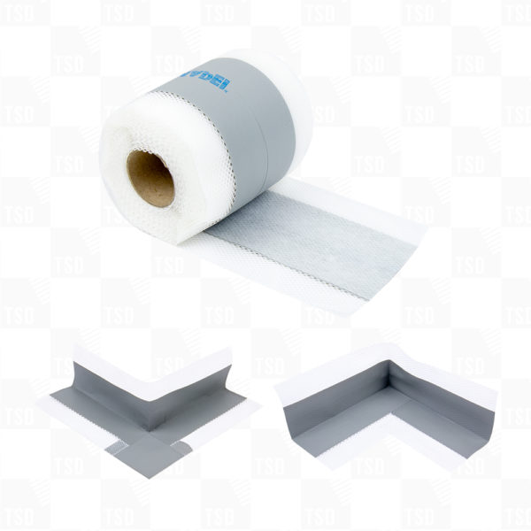 Mapei Mapeband PE120 Waterproofing Tape & Corners