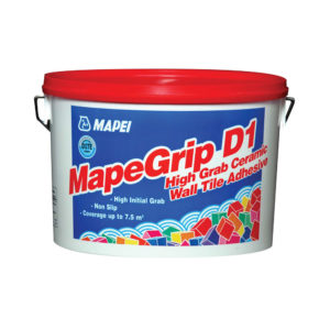 Mapei MapeGrip D1 Tile Adhesive