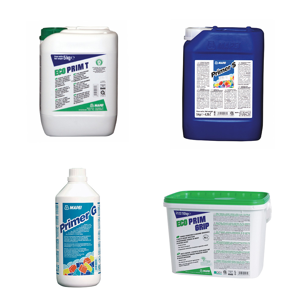 Mapei Primers & Additives