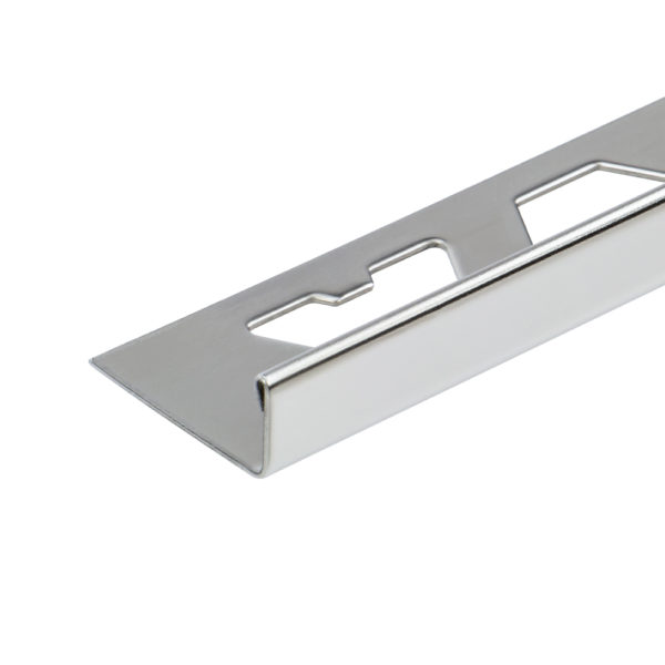 Marine Grade Stainless Steel Straight Edge Tile Trim