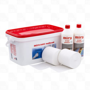 Mira Waterproofing Kit - 15m²